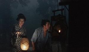 Peony Lantern Ghost Story