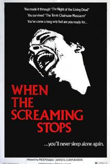 When the Screaming Stops