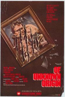 Of Unknown Origin