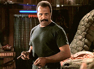 Fred Williamson, From Dusk Till Dawn